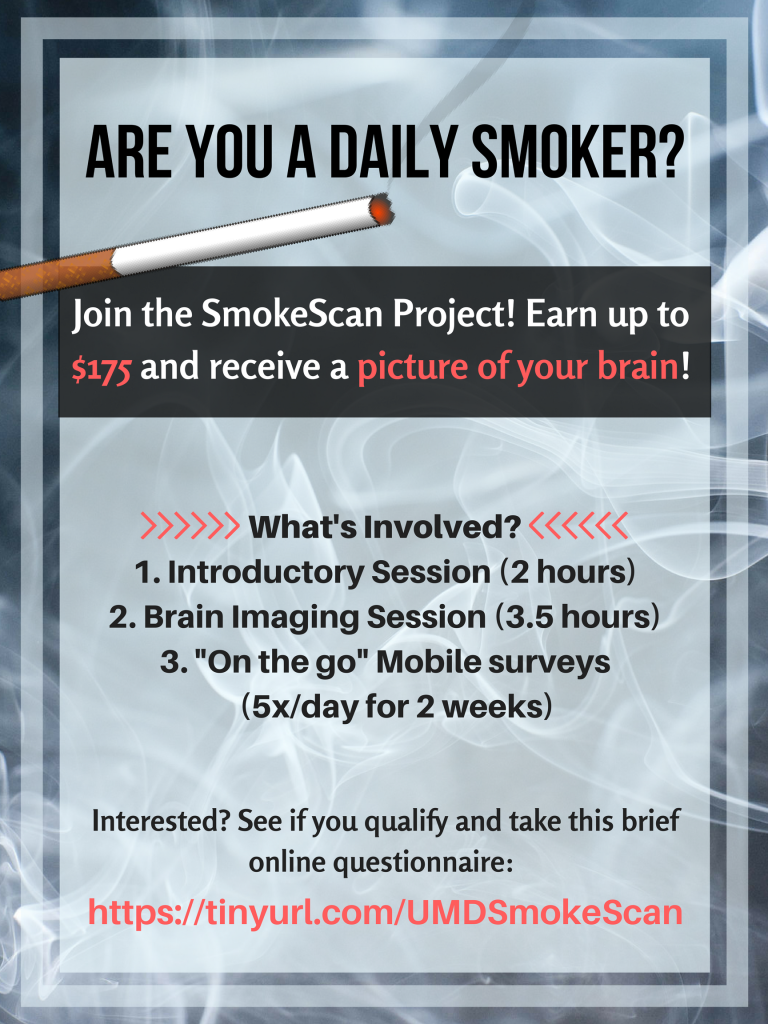 ARE YOU A DAILY SMOKER